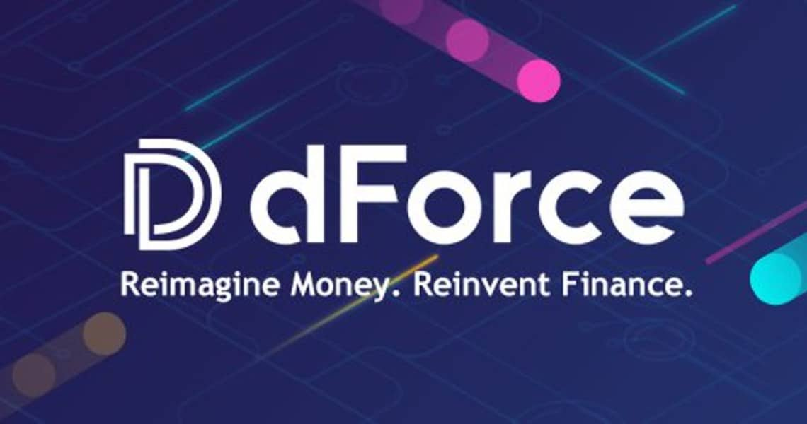 dForce is back with a new trading product