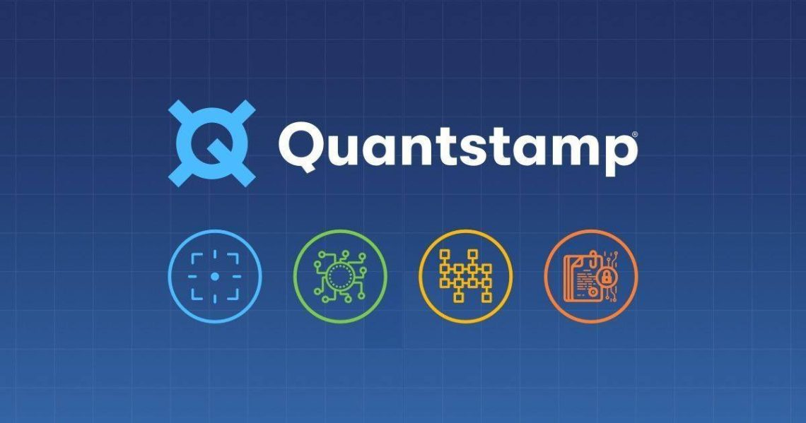 <bold>Quantstamp</bold>: interview with CEO Richard Ma