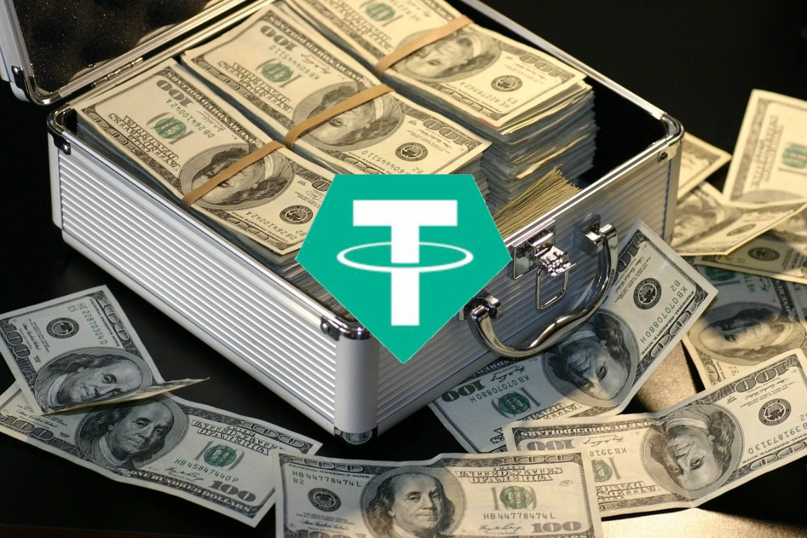 Tether: high demand within DeFi