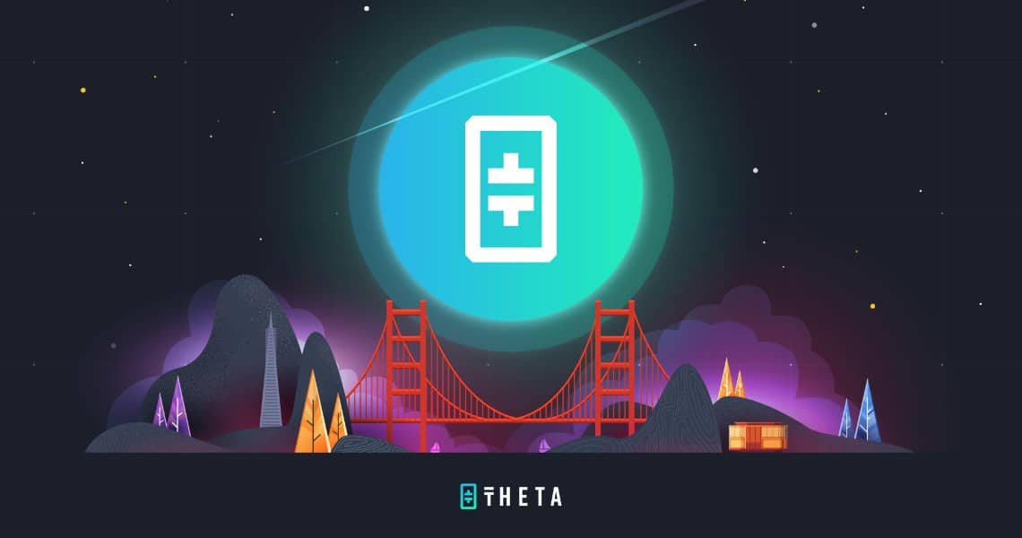 Theta: the price of the crypto soars 40%