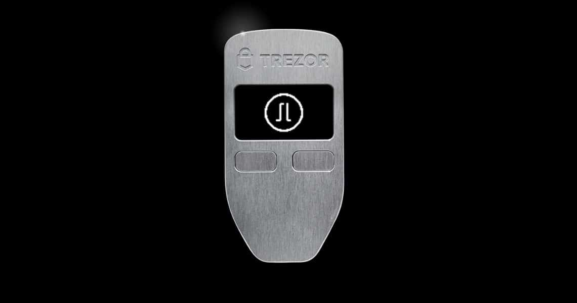 Trezor denies the loss of data