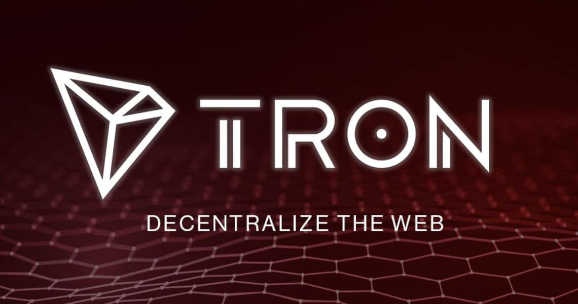 TRON: block height 20 million reached