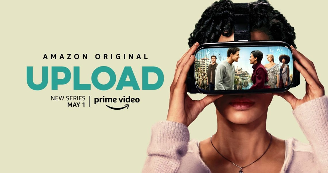"""Upload"" TV series on Amazon Prime Video includes Libra payments"