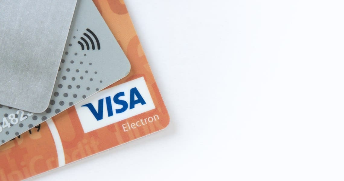 The digital currency of VISA based on Ethereum