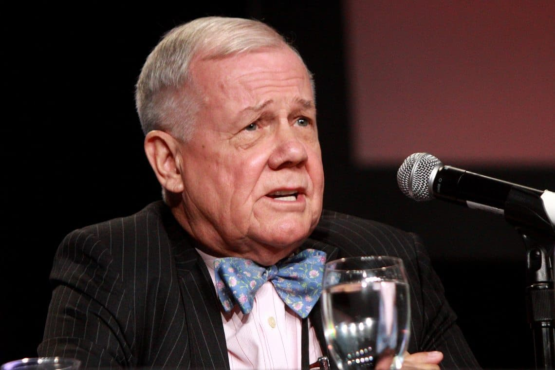 Jim Rogers and Bitcoin: the bubble that is worth zero