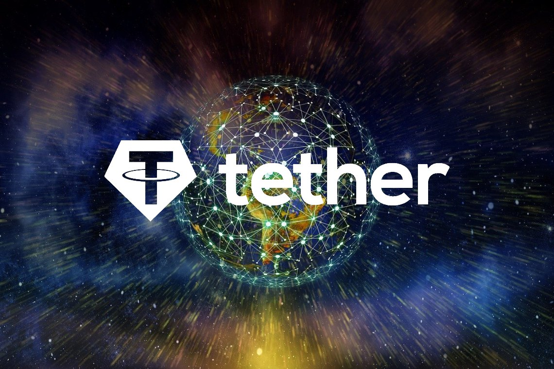 Tether has been integrated on OMG Network