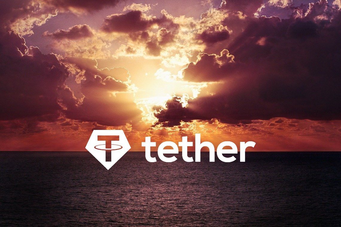 Tether exceeds $200 million on Compound