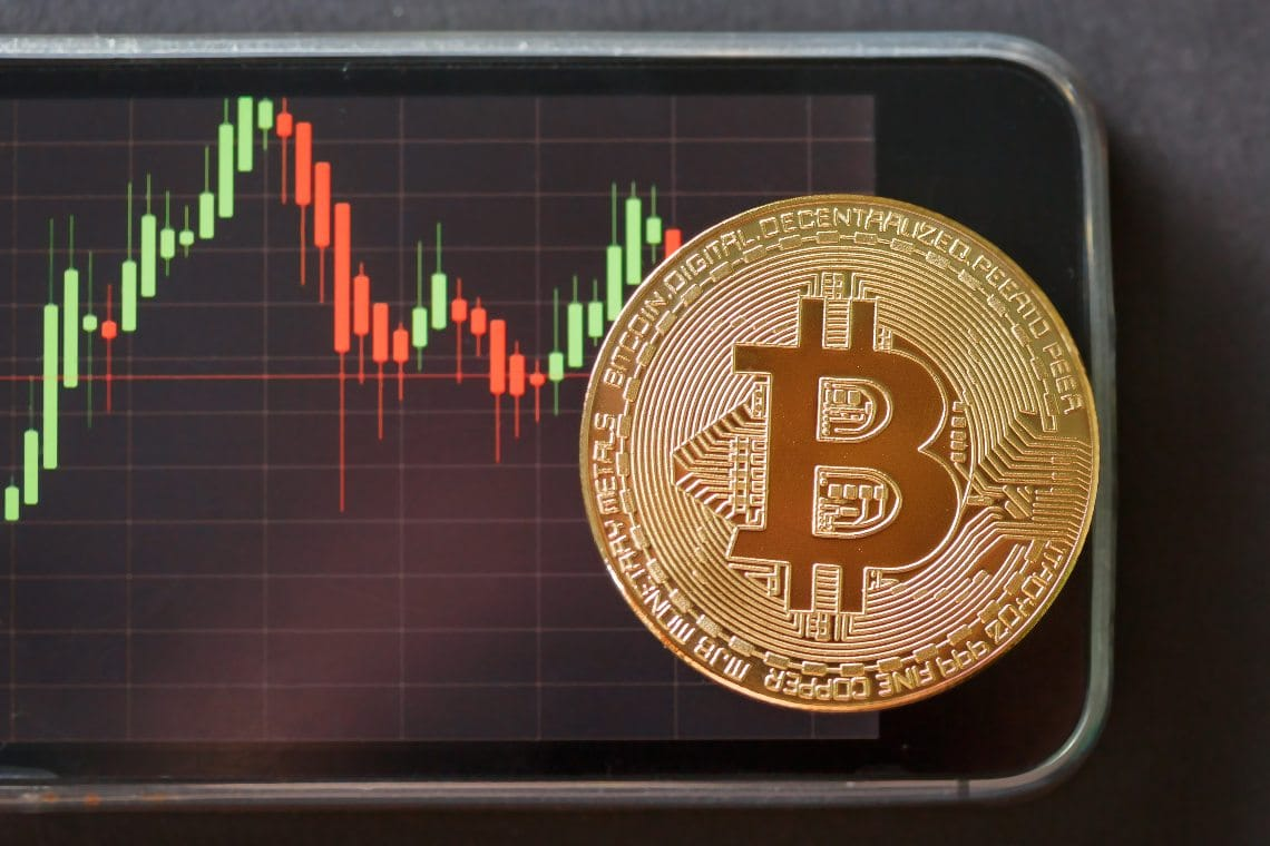 Bitcoin: volatility at lows for 9 months