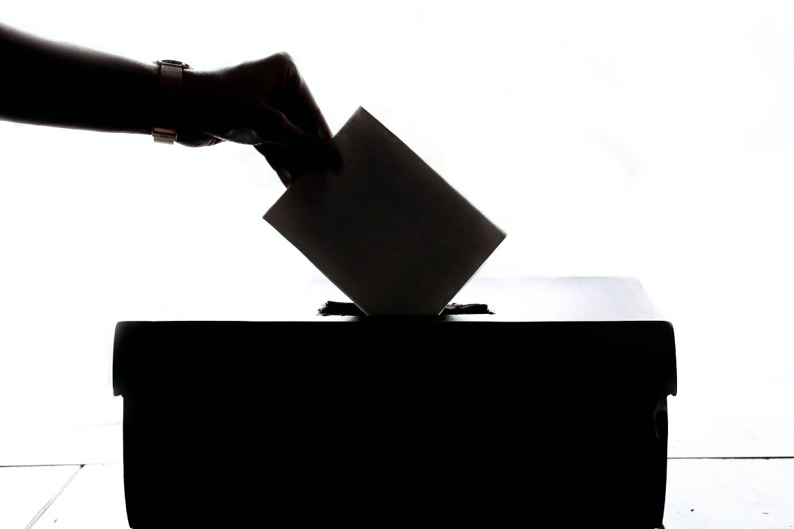 The IOST blockchain used for voting in Japan