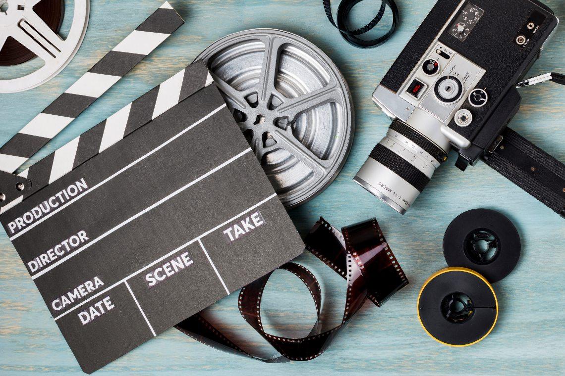 Blockchain technology and cinema