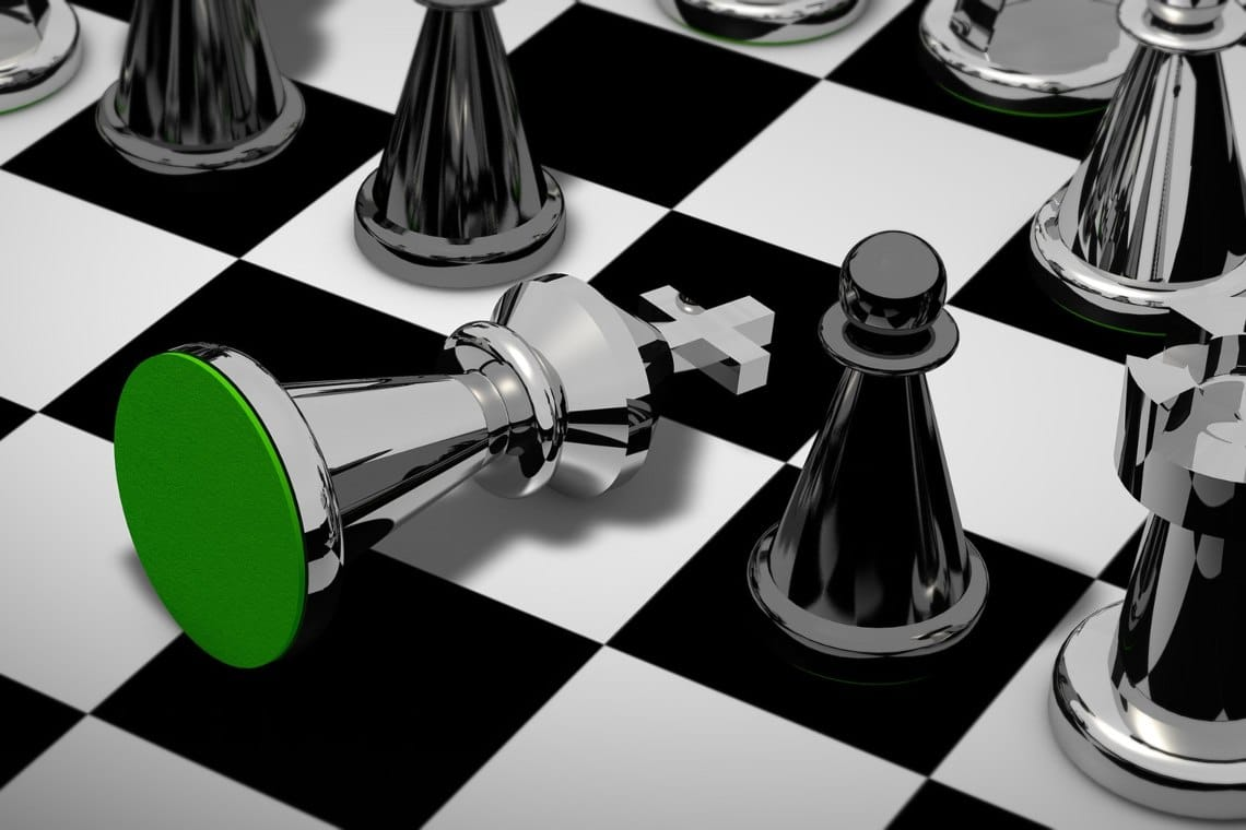 Algorand plays chess