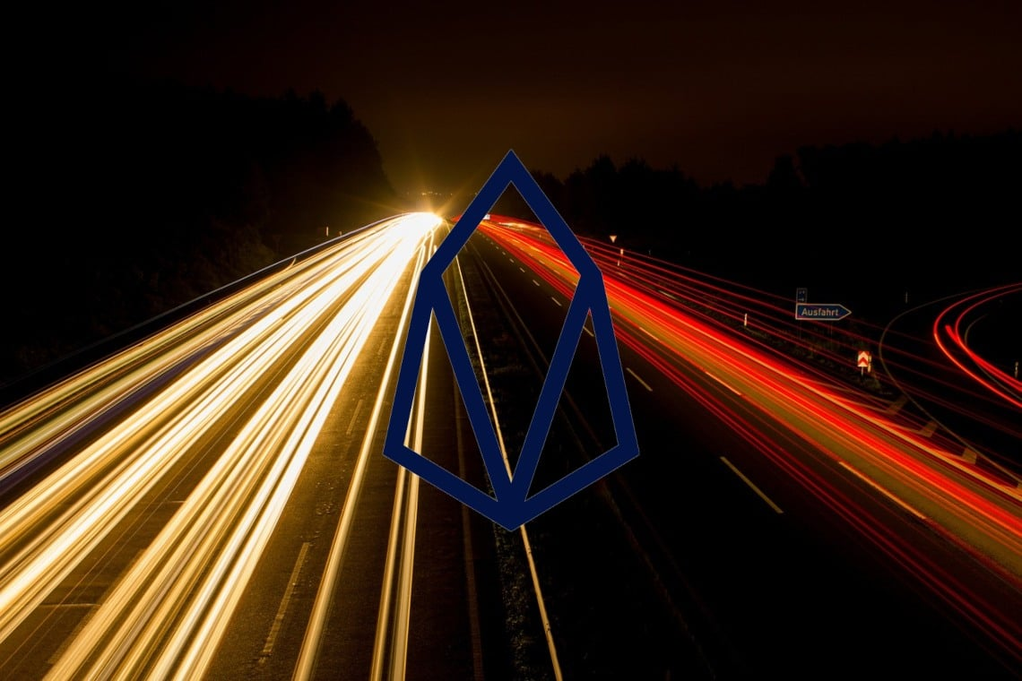 Daniel Larimer and the scalability of EOS