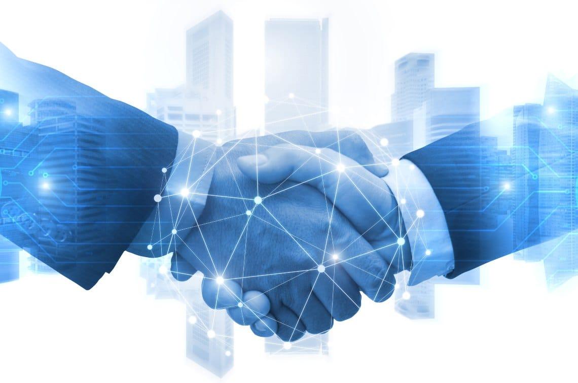 Fleta: new partnership for Chainlink