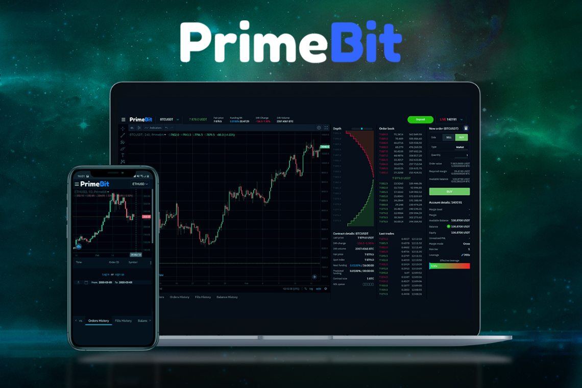PrimeBit: review of the exchange with 200x leverage