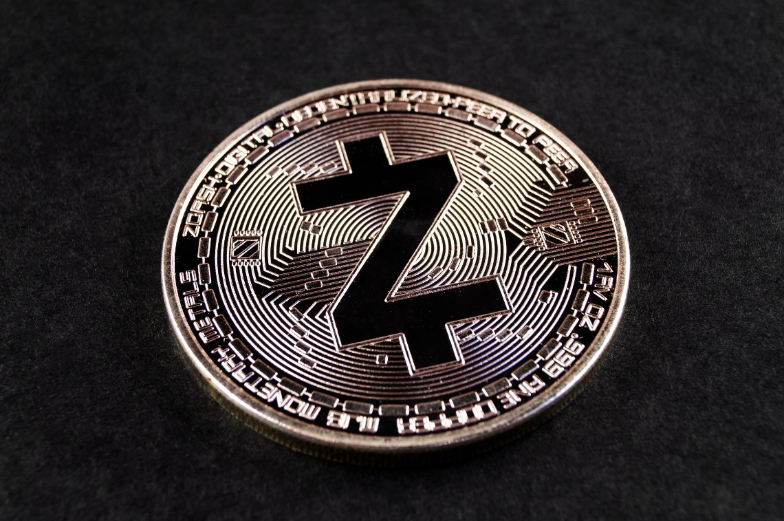 Zcash: report on the development of the project