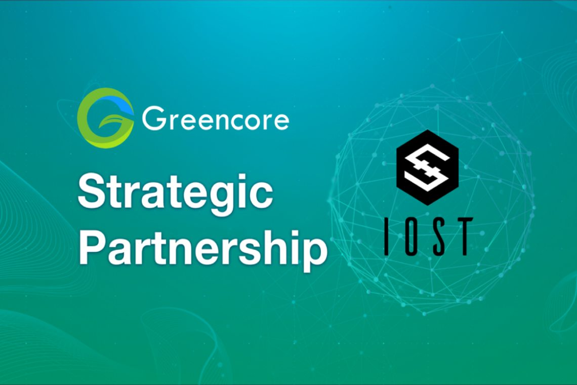 GreenCore: a new partnership for IOST