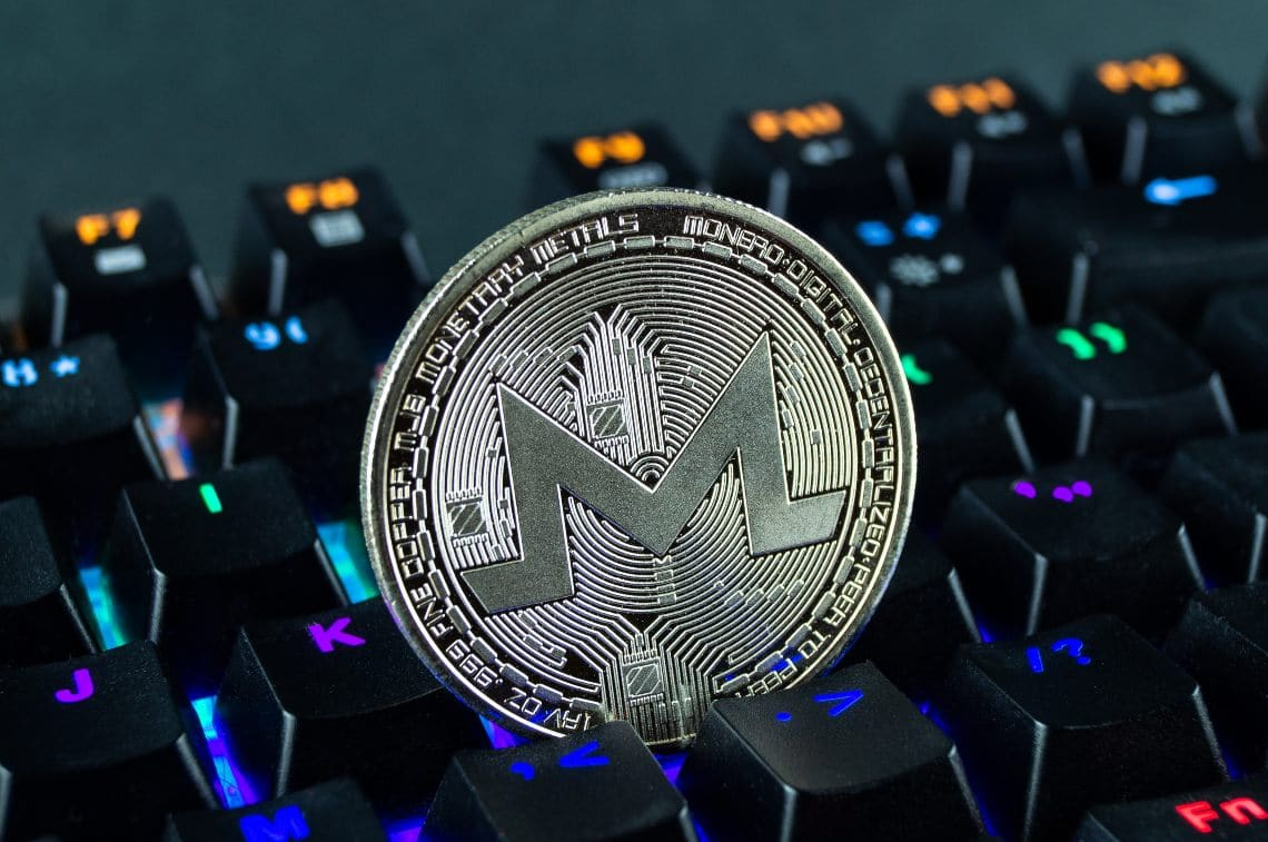The first report of Monero