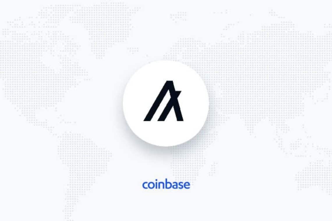 Algorand (ALGO) listed on Coinbase
