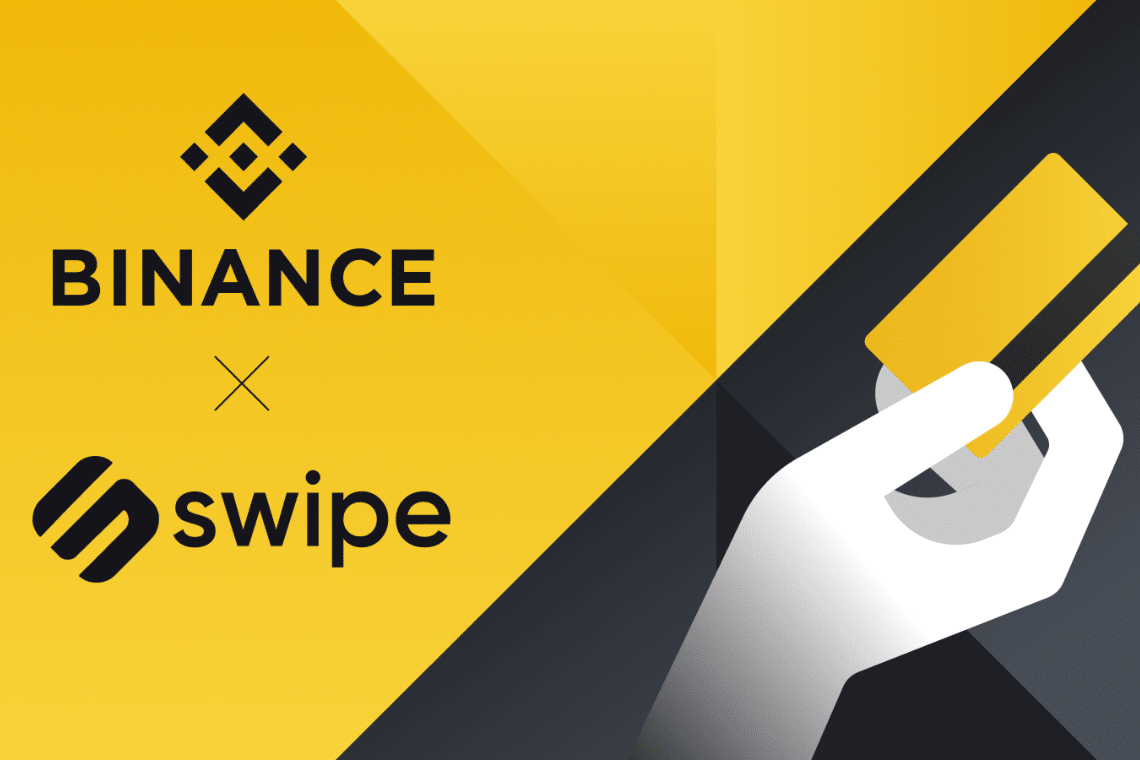 Binance has acquired Swipe Wallet
