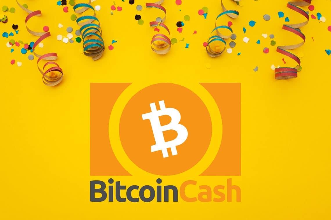 Bitcoin Cash reaches its third birthday