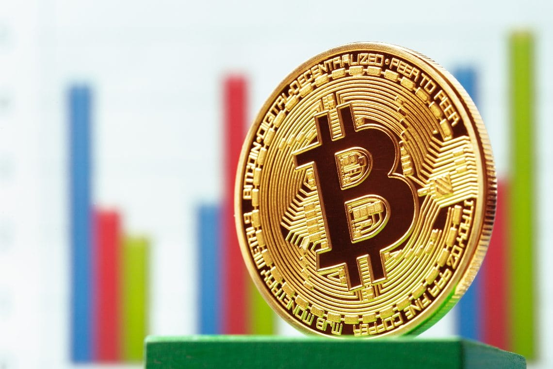 Bitcoin: the volatility of BTC is low