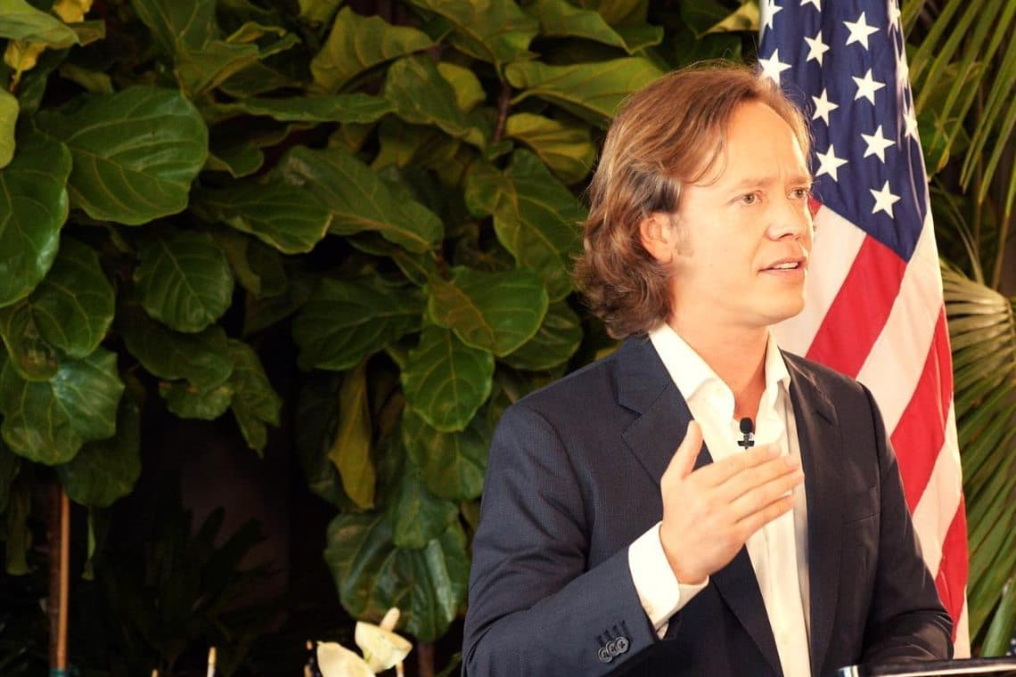 US elections 2020, Brock Pierce running for president