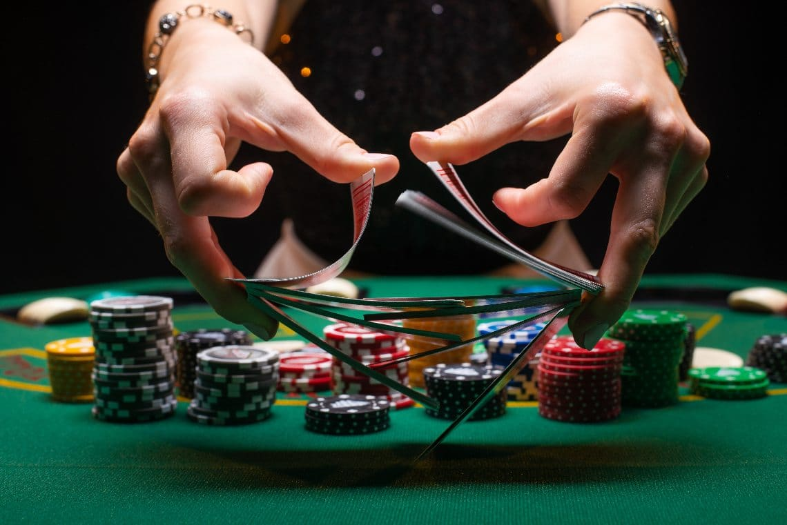 Cryptocurrencies and gambling