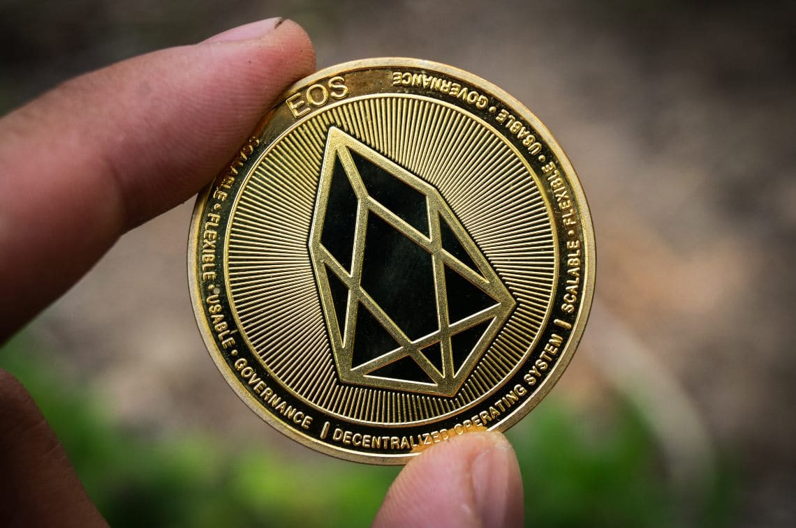 How to make cross chain transactions on EOS