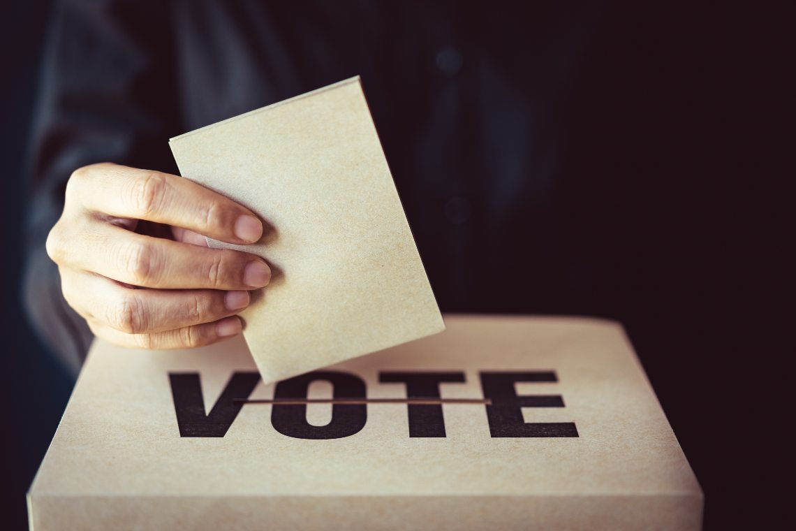 How to vote on the EOS blockchain
