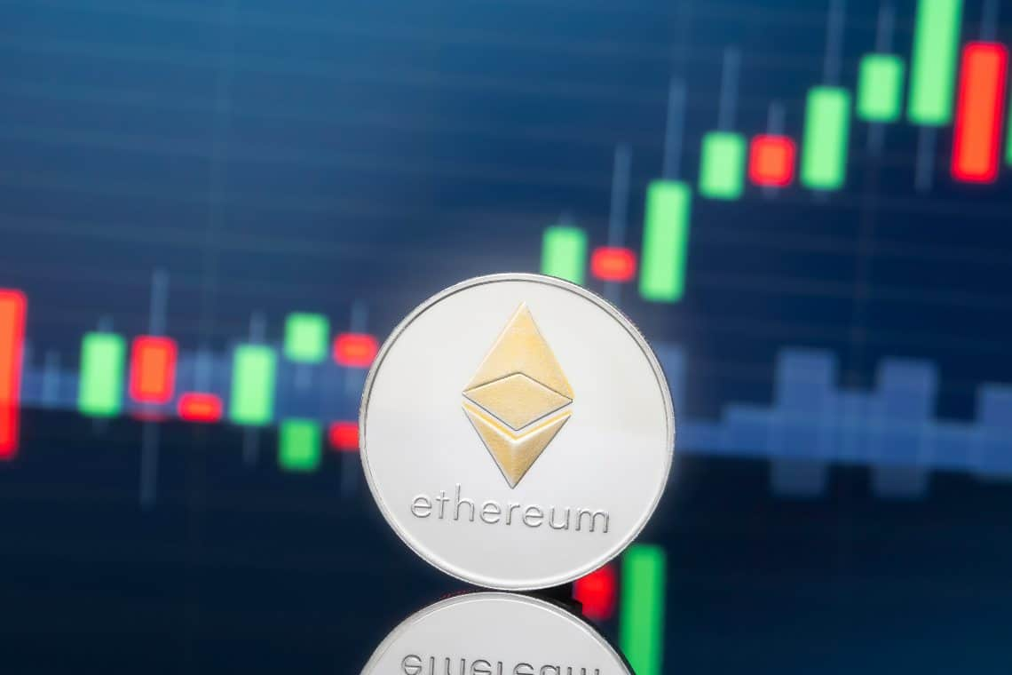Ethereum: the price of ETH goes up sharply
