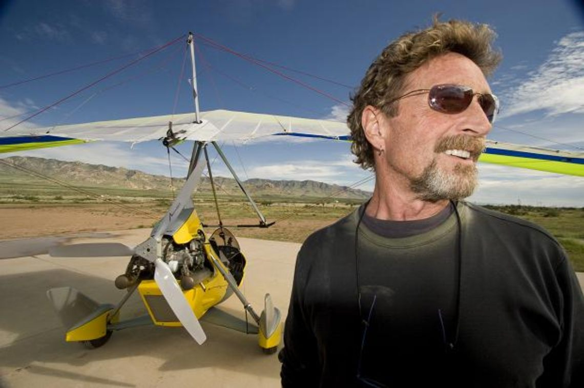 John McAfee changes his mind: Bitcoin is old and worthless