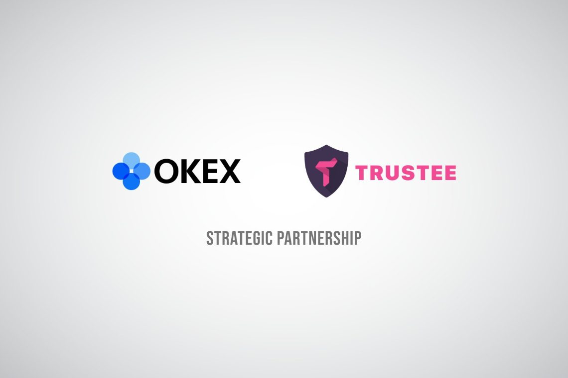 Partnership between OKEx and Trustee Wallet