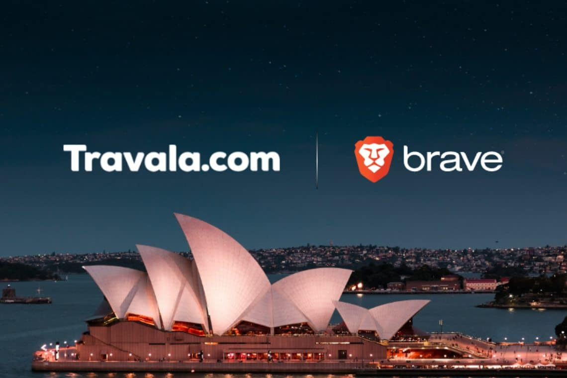 Travala adds BAT and promotes itself through Brave