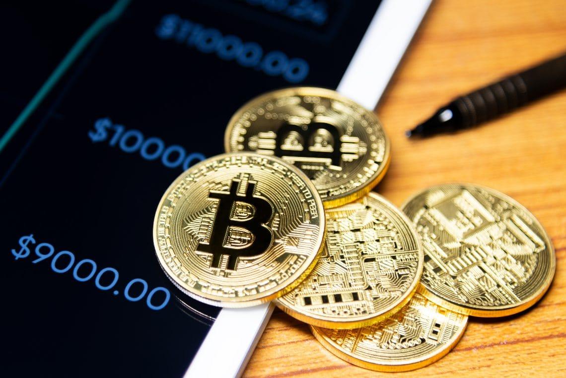 Bitcoin: rising volumes for BTC