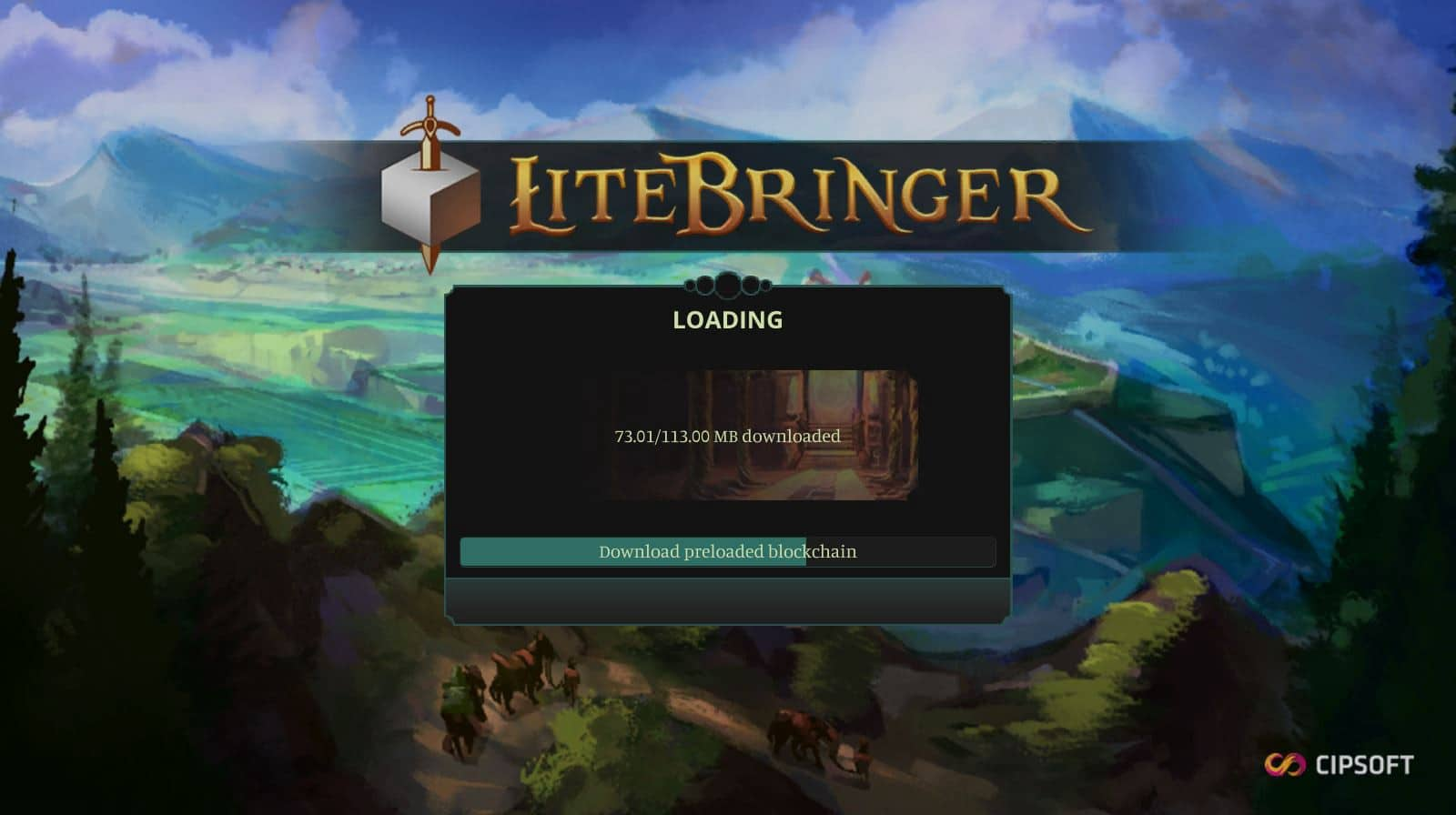 LiteBringer: the Litecoin blockchain game impossible to complete