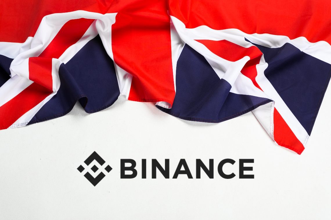 Binance joins the CryptoUK association