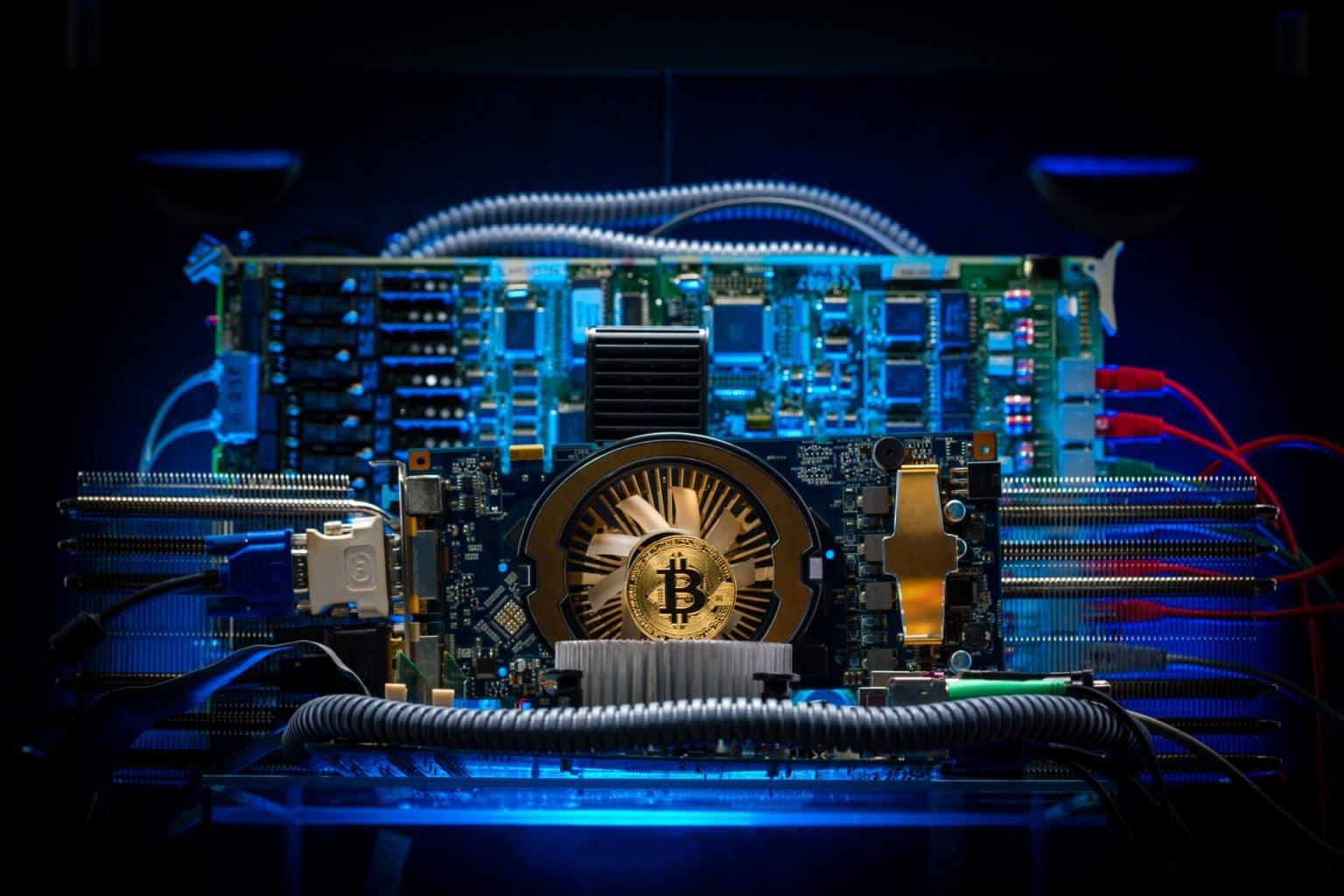 New record for Bitcoin's hashrate