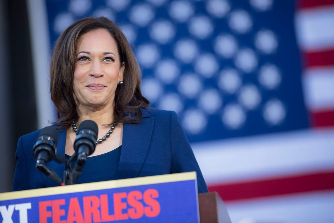 Kamala Harris, a pro Bitcoin VP in the US