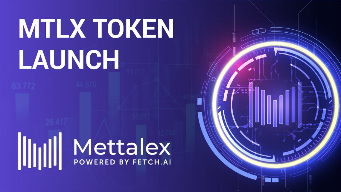 Mettalex will distribute MTLX to Fetch.ai token owners
