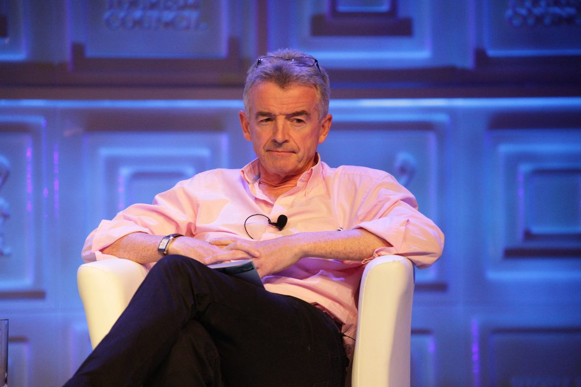 Ryanair: the CEO Michael O'Leary vs. Bitcoin