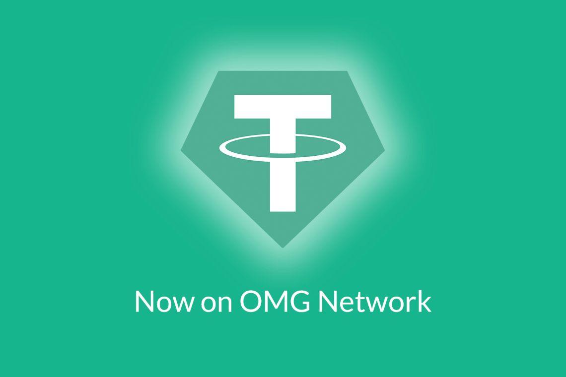 Tether arrives on OMG Network