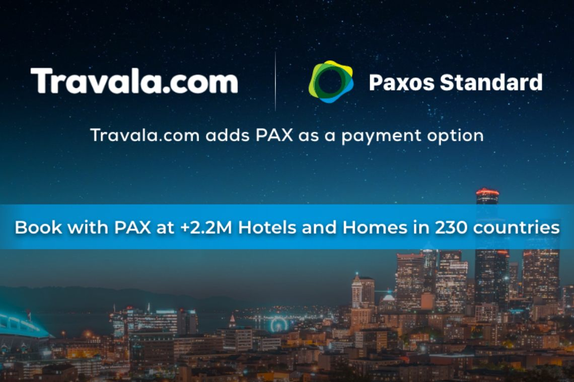 Travala announces new payment options