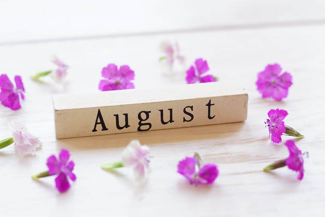 August, the month of the Altcoin season