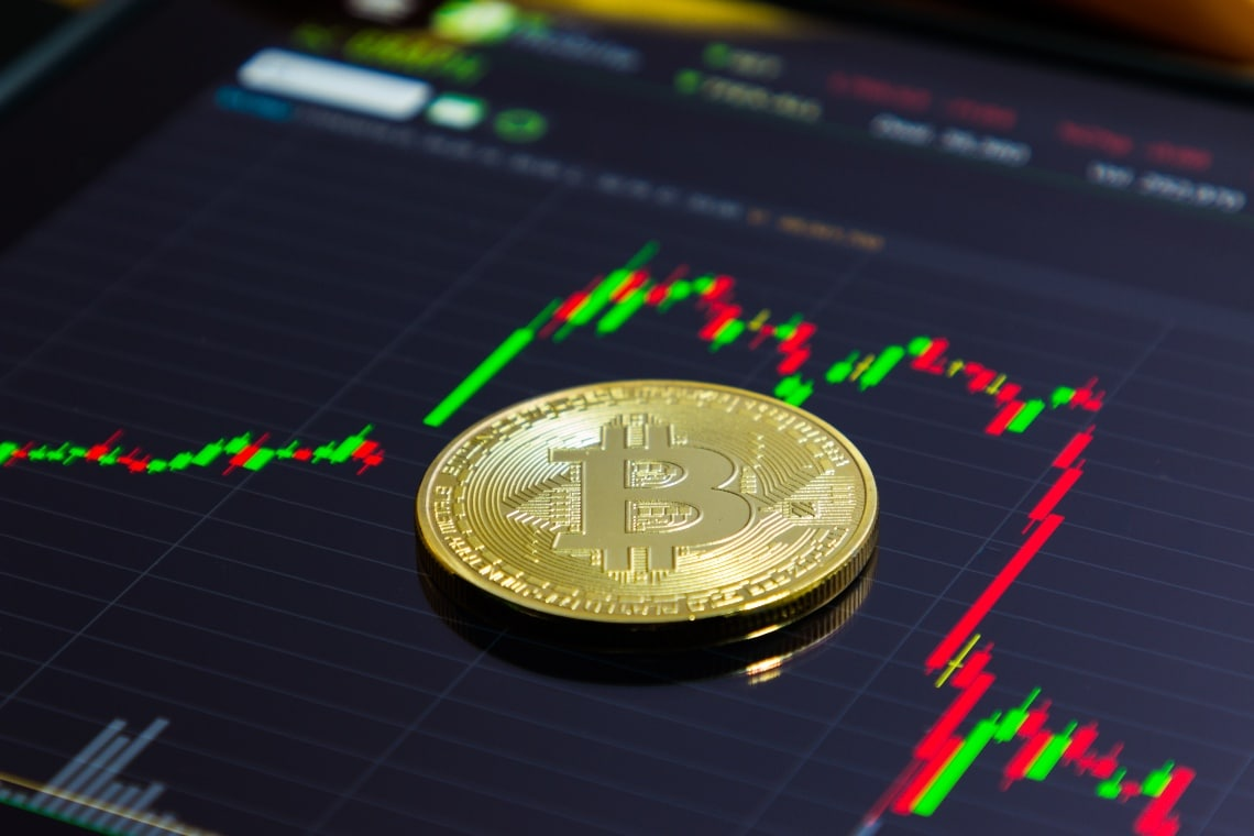 Bitcoin: the week is closing with +25%