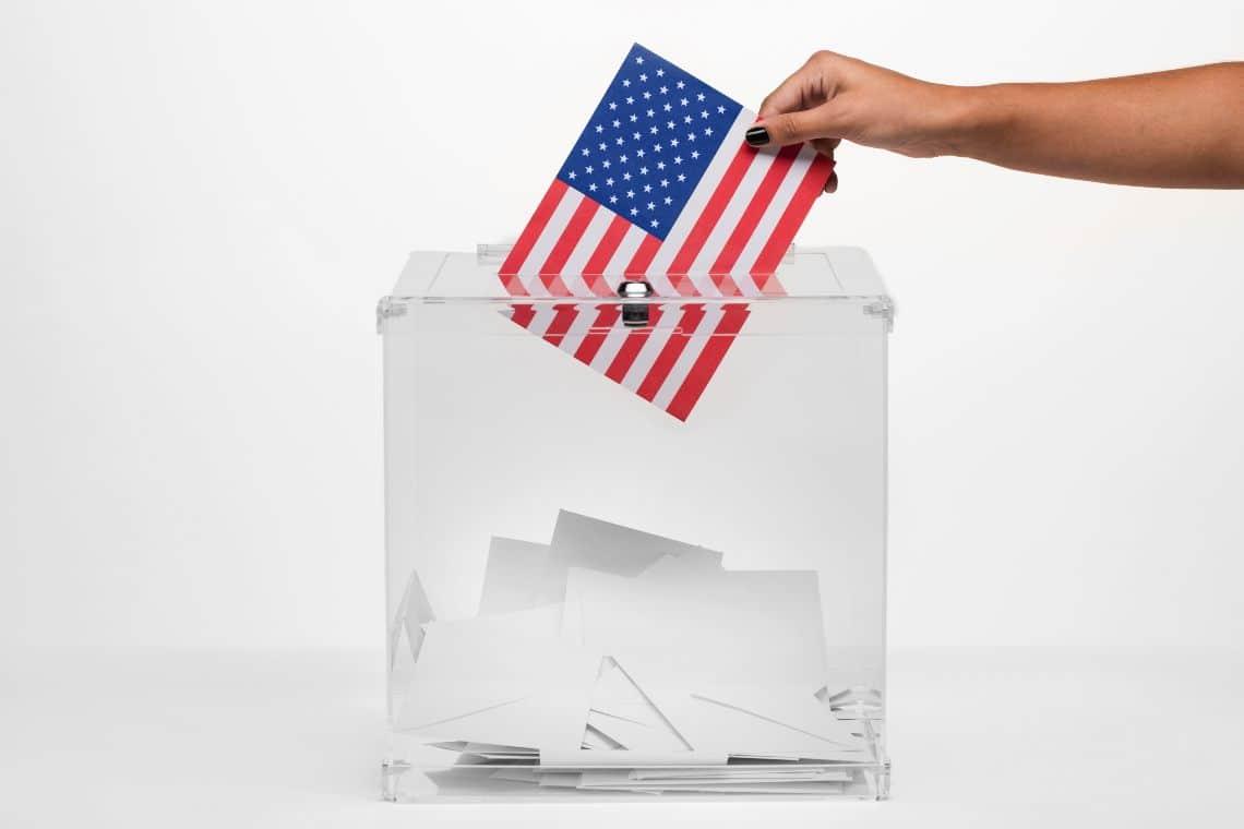 Daniel Larimer's patent on blockchain voting
