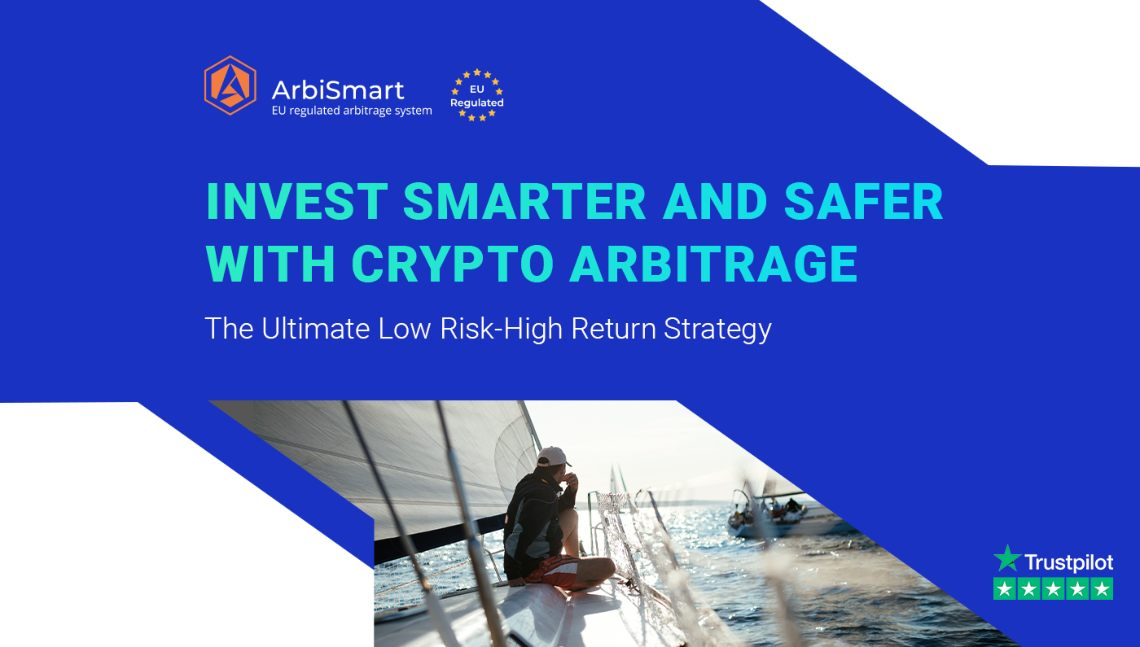 ArbiSmart: Invest Smarter and Safer with Crypto Arbitrage