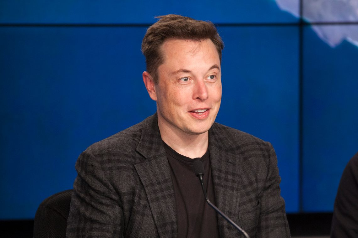 Elon Musk: yet another giveaway scam
