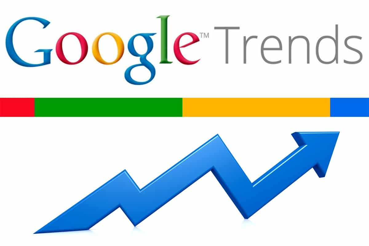 Ethereum: yearly record on Google Trends