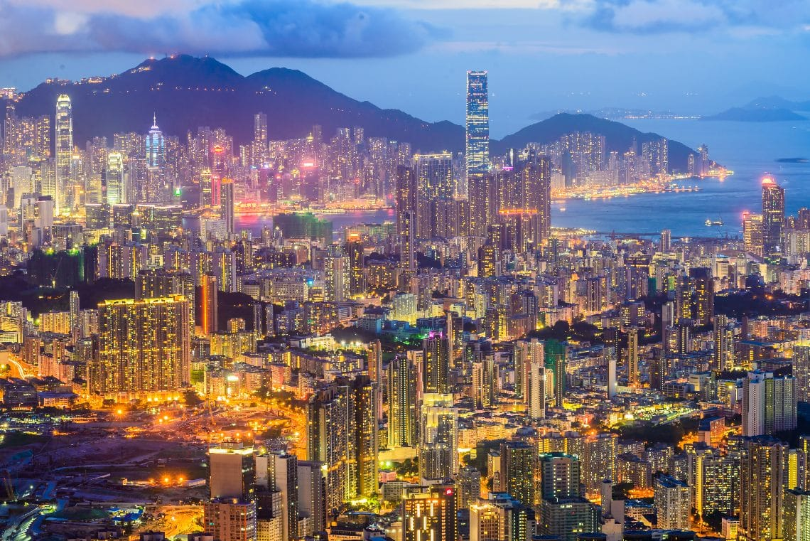 Bitcoin used to protest in Hong Kong