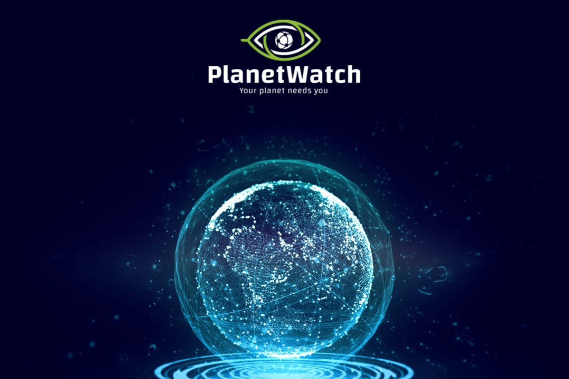 PlanetWatch, clean air coming to Algorand